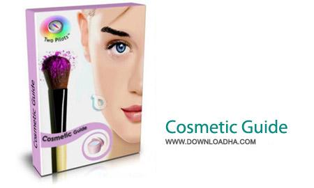 Cosmetic Guide 2.2.2 نرم افزار آرایش تصاویر Cosmetic Guide 2.2.2