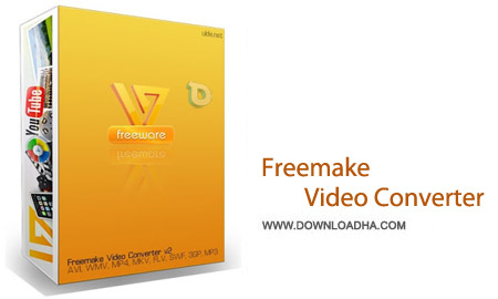 Freemake Video Converter Gold v4.1.4.8 نرم افزار قدرتمند تبدیل فرمت Freemake Video Converter Gold v4.1.4.8