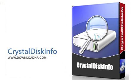 CrystalDiskInfo 6.2.1 Final نرم افزار نمایش کامل اطلاعات هارد دیسک CrystalDiskInfo 6.2.1 Final
