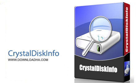 CrystalDiskInfo 6.2.1 Final نرم افزار نمایش کامل اطلاعات هارد دیسک CrystalDiskInfo 6.5.1