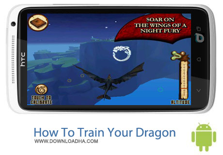 How To Train Your Dragon 2 v1.0.1 بازی مربی اژدها How To Train Your Dragon 2 v1.0 – اندروید