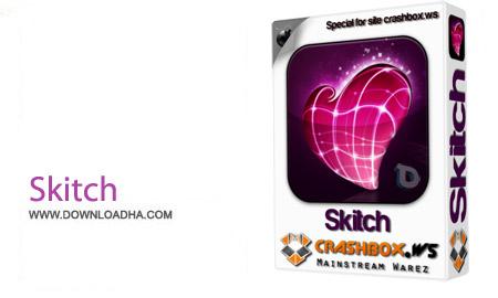 Skitch 2.3.1.168 نرم افزار علامت گذاری بر روی تصاویر Skitch 2.3.1.168