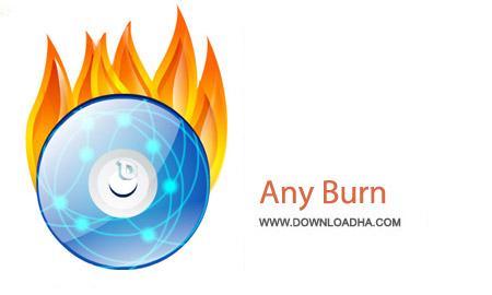 Any Burn v2.5 نرم افزار رایت دیسک Any Burn v2.5