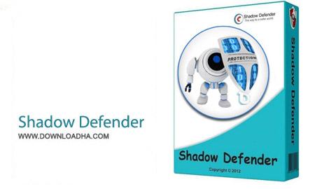 Shadow Defender 1.4.0.553 Final نرم افزار بالا بردن امنیت سیستم Shadow Defender 1.4.0.553 Final