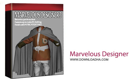 Marvelous Designer 3 v1.4.14.7701 Enterprise نرم افزار طراحی لباس Marvelous Designer 3 v1.4.14.7701 Enterprise