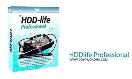 HDDlife Professional v4.0.193 نرم افزار محافظت از هارد دیسک HDDlife Professional v4.0.193