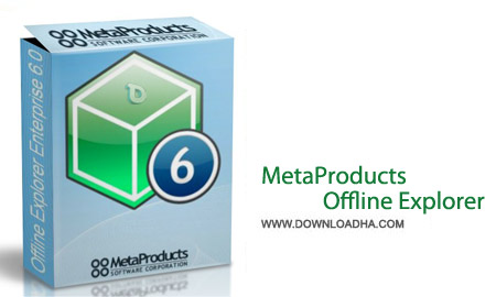 MetaProducts Offline Explorer Enterprise 6.9.4144 نرم افزار مشاهده آفلاین وبسایت ها MetaProducts Offline Explorer Enterprise 6.9.4144