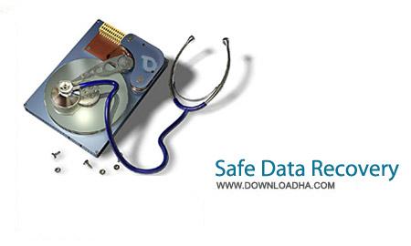 Safe Data Recovery v2.4 نرم افزار بازگرداندن اطلاعات Safe Data Recovery v2.4