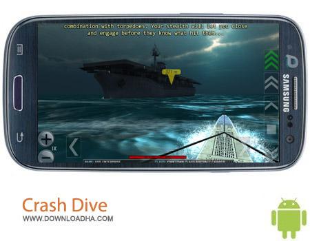 Crash Dive v1.0 بازی سقوط Crash Dive v1.0 – اندروید