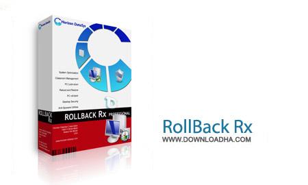 RollBack Rx Professional 10.2 Final نرم افزار بازگردانی حرفه ای اطلاعات RollBack Rx Professional 10.2 Final