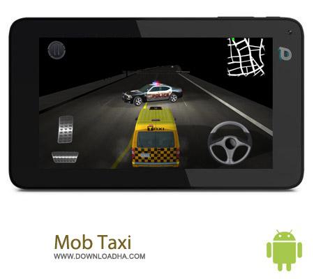 Mob Taxi Pro v1.0.0 بازی تاکسی Mob Taxi Pro v1.0.0 – اندروید