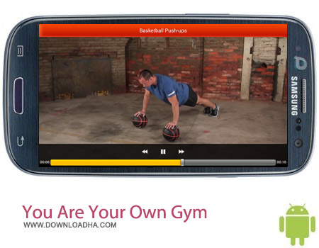 You Are Your Own Gym v2.11 نرم افزار بدنسازی شخصی You Are Your Own Gym v2.11 – اندروید