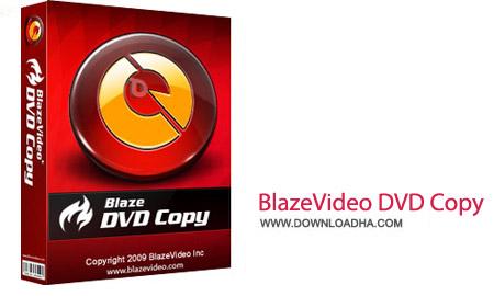 BlazeVideo DVD Copy v7.0.0.0 نرم افزار کپی فیلم های دی وی دی BlazeVideo DVD Copy v7.0.0.0