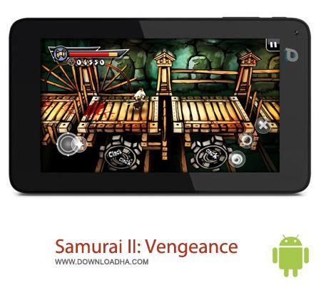 Samurai II Vengeance v1.1 بازی سامورایی Samurai II: Vengeance v1.1 – اندروید