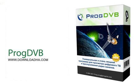 ProgDVB Professional Edition 7.06 نرم افزار دانلود آفلاین ProgDVB Professional Edition 7.06