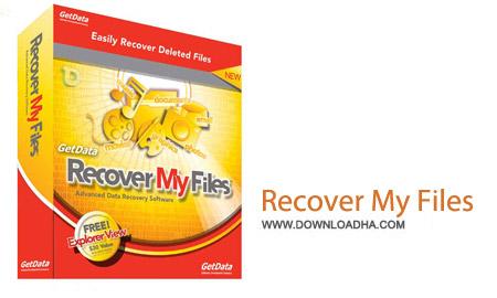 Recover My Files 5.2.1.1964 نرم افزار بازیابی فایل های حذف شده Recover My Files 5.2.1.1964
