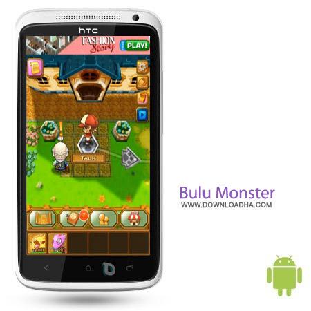 Bulu Monster v1.4.1 بازی ماجراجویی Bulu Monster v1.4.1 – اندروید