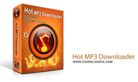 Hot MP3 Downloader 3.4.8.6 نرم افزار دانلود موزیک های رایگان Hot MP3 Downloader 3.4.8.6