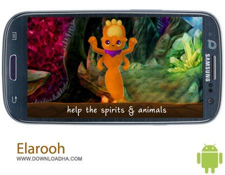 Elarooh v1.02 بازی ماجراجویی Elarooh v1.02 – اندروید
