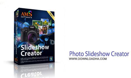 Photo Slideshow Creator نرم افزار ساخت اسلایدشو های زیبا Photo Slideshow Creator 4.31