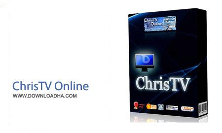 ChrisTV Online Premium Edition 10.30 نرم افزار دریافت شبکه های تلویزیونی و رادیویی ChrisTV Online Premium Edition 10.30