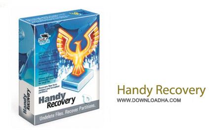 Handy Recovery 5.5 نرم افزار بازیابی فایل ها Handy Recovery 5.5