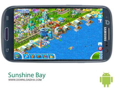 Sunshine Bay v1.11 بازی استراتژیک Sunshine Bay v1.11 – اندروید