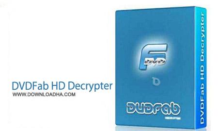 DVDFab HD Decrypter 9.1.5.7 Final نرم افزار قدرتمندترین نرم افزار رایت DVD رمزدار DVDFab HD Decrypter 9.1.5.7 Final