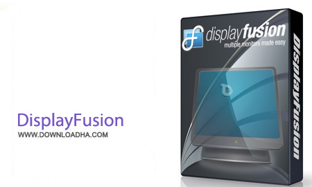 DisplayFusion Pro v6.0c نرم افزار مدیریت مانیتور های چندگانه DisplayFusion Pro v6.0c