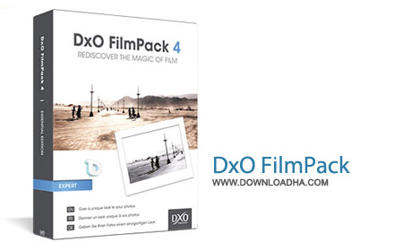 DxO FilmPack 4.5.2 Build 62 نرم افزار افکت گذاری تصاویر DxO FilmPack 4.5.2 Build 62