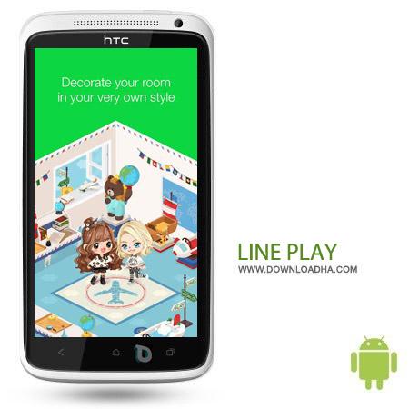 LINE PLAY v2.2.5.0 بازی طراحی اتاق LINE PLAY v2.2.5.0 – اندروید