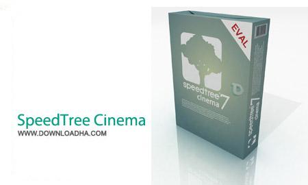 SpeedTree Cinema v7.0.5 نرم افزار ساخت درختان سه بعدی SpeedTree Cinema v7.0.5