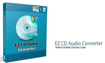 نرم افزار مبدل سی دی های صوتی EZ CD Audio Converter 2.7.0.1