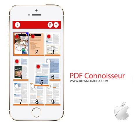 PDF Connoisseur نرم افزار کار با پی دی اف PDF Connoisseur 2.4.1 – آیفون و آیپاد