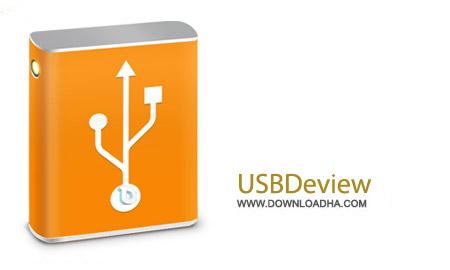 نرم افزار مشاهده USB سیستم USBDeview 2.35