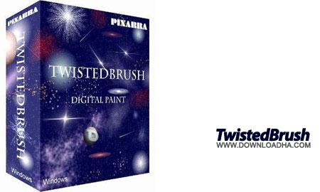 نرم افزار طراحی و نقاشی حرفه ای TwistedBrush Pro Studio 21.00