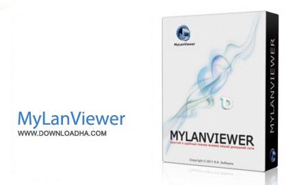MyLanViewer v4.17.7 نرم افزار جستجو و مدیریت شبکه های محلی MyLanViewer v4.17.7