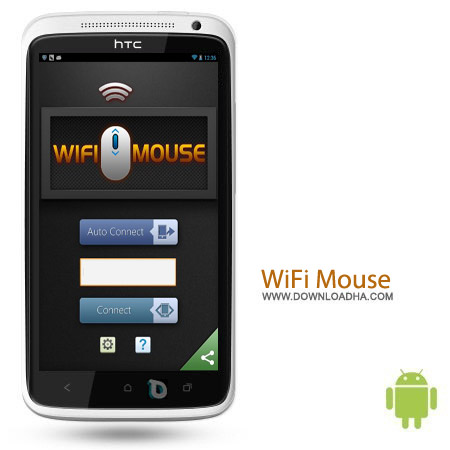 WiFi Mouse Pro 1.5.1 نرم افزار تبدیل موبایل به موس WiFi Mouse Pro 1.5.1 – اندروید