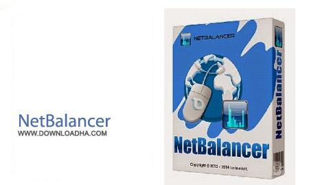 NetBalancer 8.2.1 نرم افزار مدیریت مصرف پهنای باند NetBalancer 8.2.1