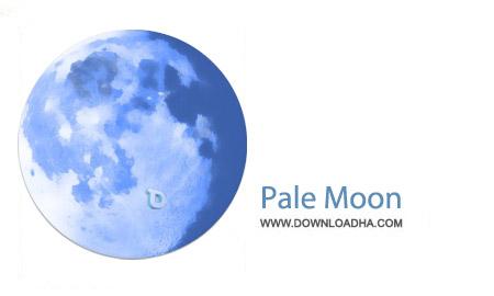 نرم افزار مرورگر پال مون Pale Moon v24.7.1