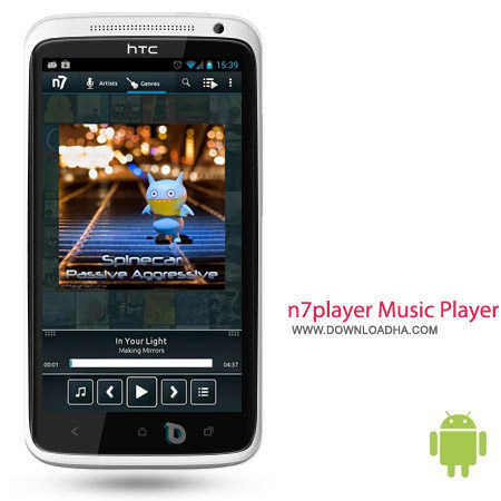 n7player Music Player %28Full%29 v2.4 build 138 Final نرم افزار موزیک پلیر n7player Music Player Full v2.4 build 138 Final – اندروید