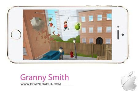 Granny Smith 1.3.1 بازی سرگرم کننده Granny Smith 1.3.1 – آیفون ، آیپد و آیپاد