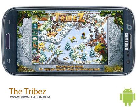 The Tribez v1.77.2 بازی استراتژیک The Tribez v1.77.2 – اندروید