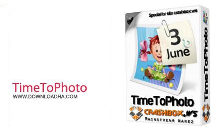 TimeToPhoto v2.7.5092 نرم افزار اضافه کردن برچسب تاریخ بر روی تصاویر TimeToPhoto v2.7.5092