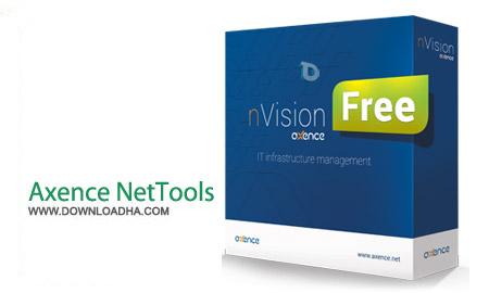 Axence NetTools 5.0.1.16143 نرم افزار مانیتورینگ شبکه Axence NetTools 5.0.1.16143