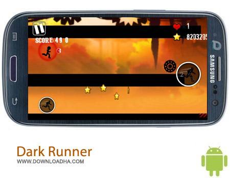 Dark Runner 3 v1.1.2 بازی دونده Dark Runner 3 v1.1.2 – اندروید