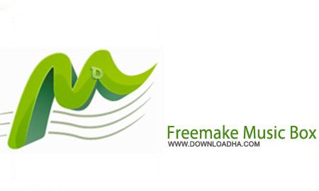 Freemake Music Box v1.0.1.4 نرم افزار جستجو موسیقی آنلاین Freemake Music Box v1.0.1.4