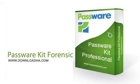 Passware Kit Forensic 13.5.8557 نرم افزار بازیابی پسورد ها Passware Kit Forensic 13.5.8557