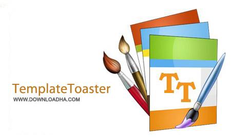 TemplateToaster Proffesional v4.2.0.6114 نرم افزار طراحی قالب TemplateToaster Proffesional v4.2.0.6114