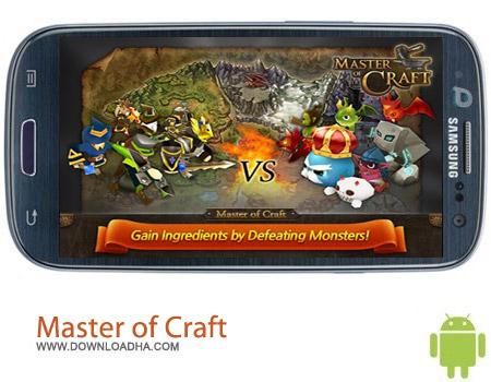 Master of Craft v1.0.03 بازی مدیریت شهر Master of Craft v1.0.03 – اندروید
